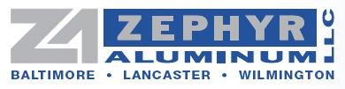 Zephyr Aluminum, LLC Logo