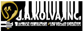 J.A. Kolva, Inc. Logo