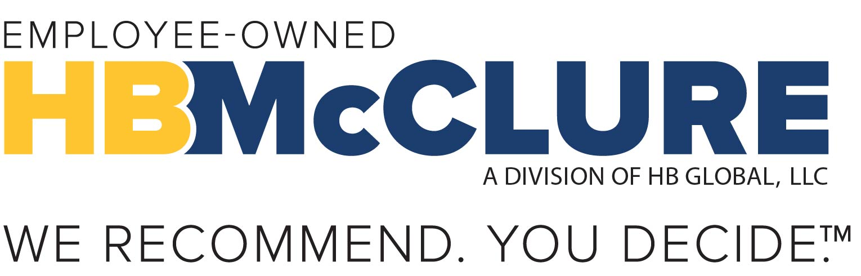 HB McClure Company Logo