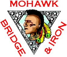 Mohawk Bridge & Iron, Inc. Logo